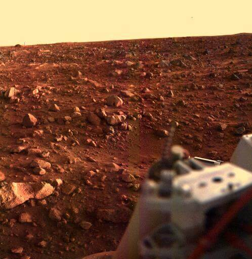 Curiosity recorded an increase in oxygen concentration on Mars 93