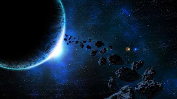 Giant asteroid 2000 CH59 will pass near the Earth on December 26 86