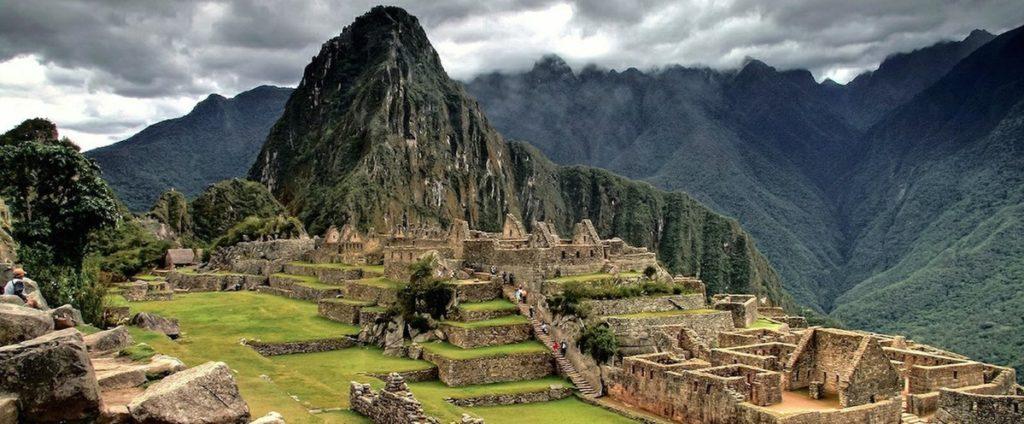 """Laser technology reveals an Inca city """"older than Machu Picchu"""" 91"""