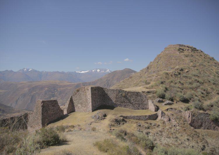 """Laser technology reveals an Inca city """"older than Machu Picchu"""" 92"""
