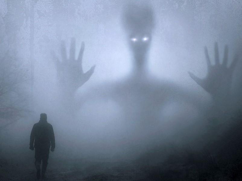 "This secret organization hides the ""anomalous phenomena"" 7"