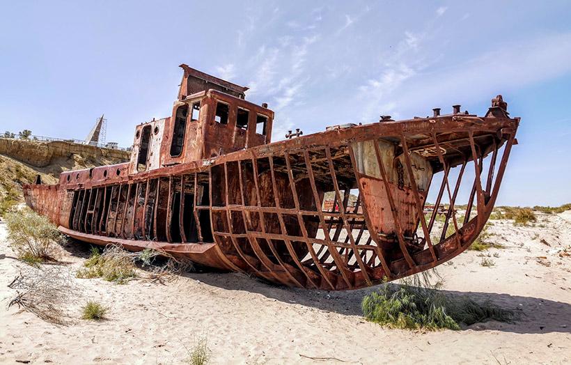Secrets of the Aral Sea 1