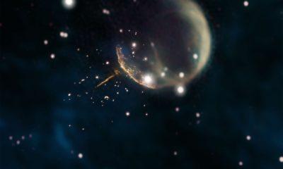 Supernova fires pulsar J0002 88