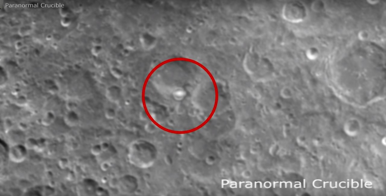 The NASA Lunar Orbiter photographs a massive structure on the Moon !! 99