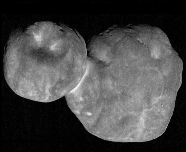Ultima Thule Asteroid Gets a New Politically Correct Non-Nazi Name 97