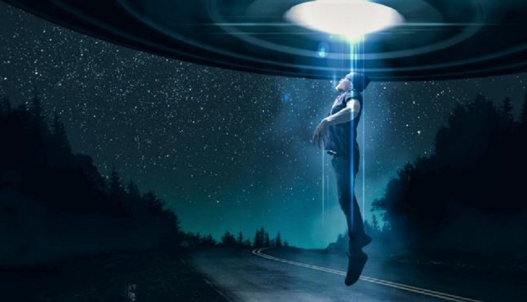Extraterrestrial abduction in Manhattan: an unusual case 40