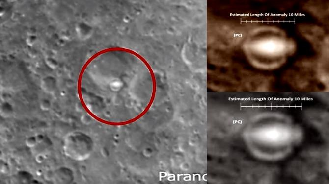 The NASA Lunar Orbiter photographs a massive structure on the Moon !! 14