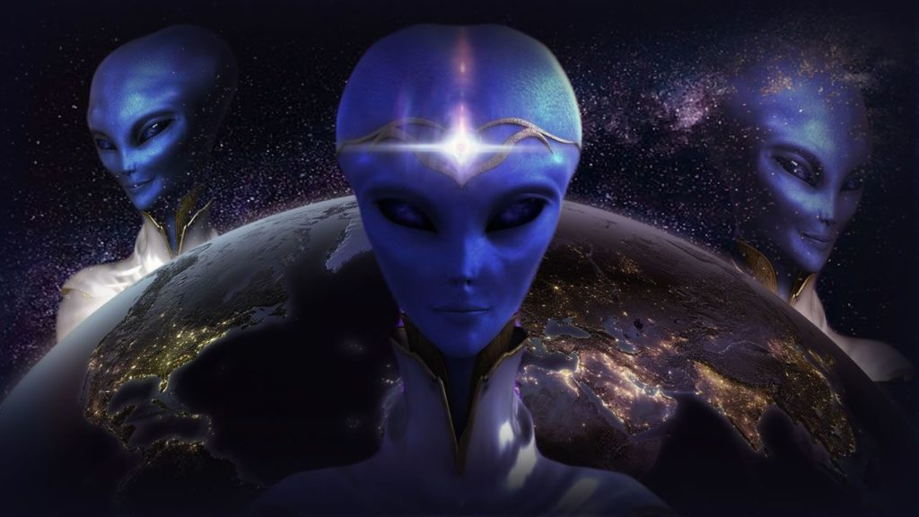 Arcturians: Earth Watchers and Protectors coming from the Fifth Dimension 1