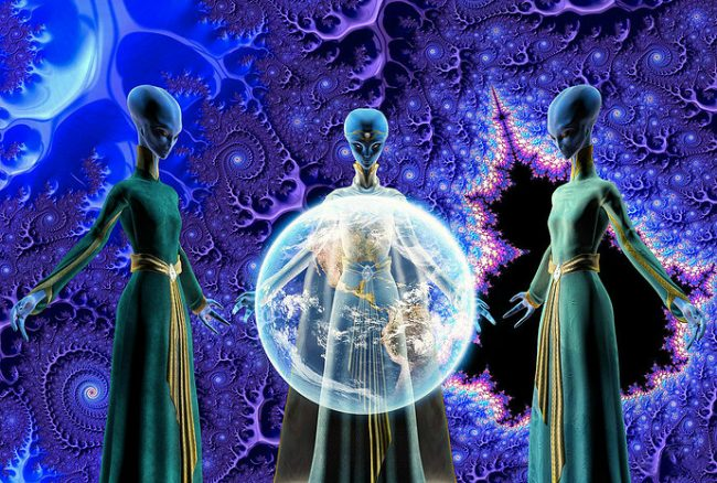 Arcturians: Earth Watchers and Protectors coming from the Fifth Dimension