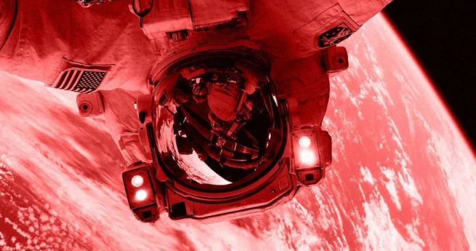 Astronauts develop bizarre clots and blood flows 88