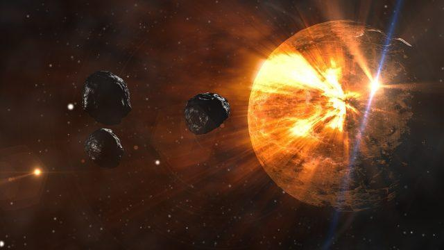 Christmas Star Asteroid to Buzz Earth on Boxing Day 9