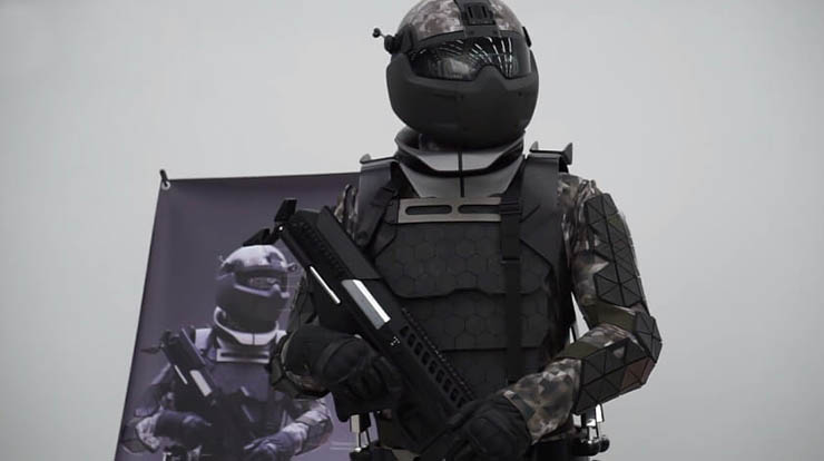 A disturbing US Army report says Cyborg soldiers will be available by 2050 100