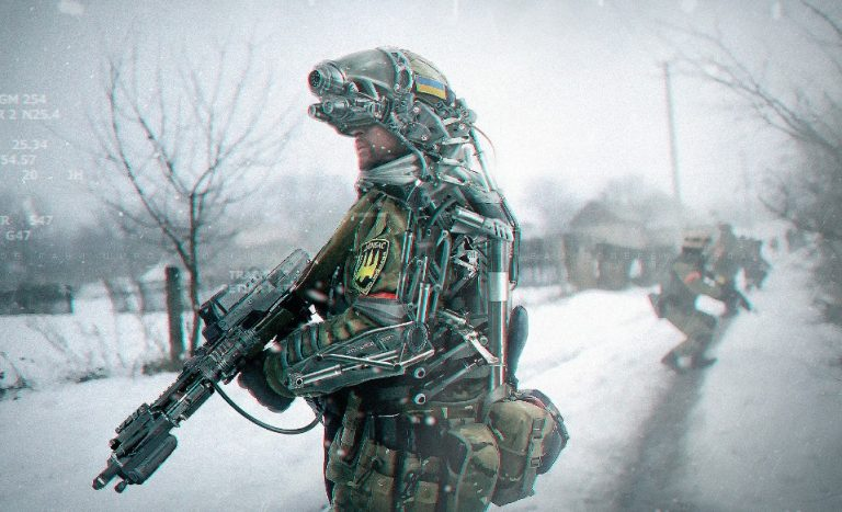 A disturbing US Army report says Cyborg soldiers will be available by 2050 101