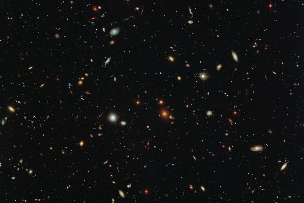 NASA Supercomputer Creates Millions of Virtual 'Universes' to Reveal Mystery of Cosmos 86
