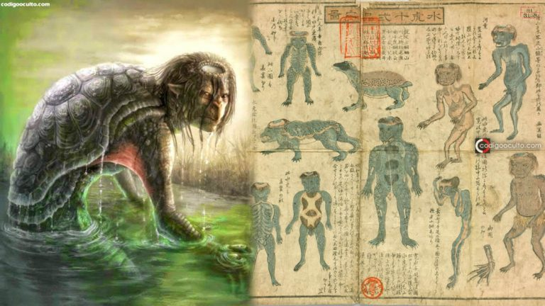 The mystery of the Kappa in Japan: monsters or aliens? 1