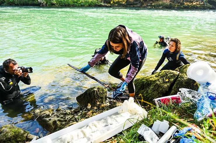 excalibur sword - Archaeologists find the true Excalibur sword stuck in a stone in a Bosnian river