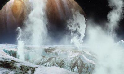 Scientists detect water vapor on Jupiter's moon Europa 97