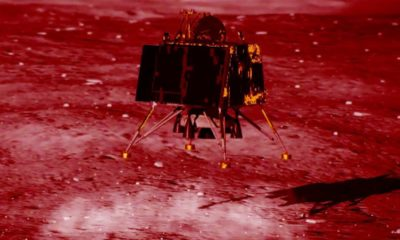 India Finally Admits Its Moon Lander Crashed 97