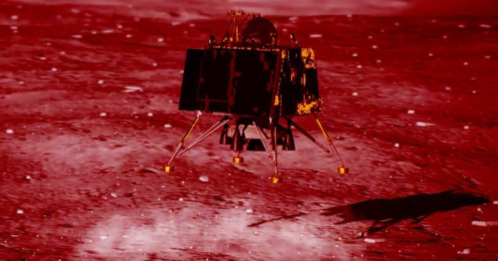 India Finally Admits Its Moon Lander Crashed 18