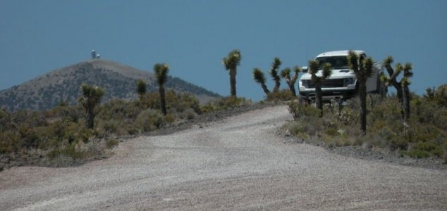 BBC film crew was held at gunpoint at Area 51 37