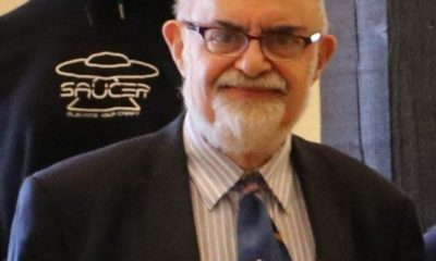 Stanton Friedman's Massive Collection Of UFO Files To Be Catalogued 87