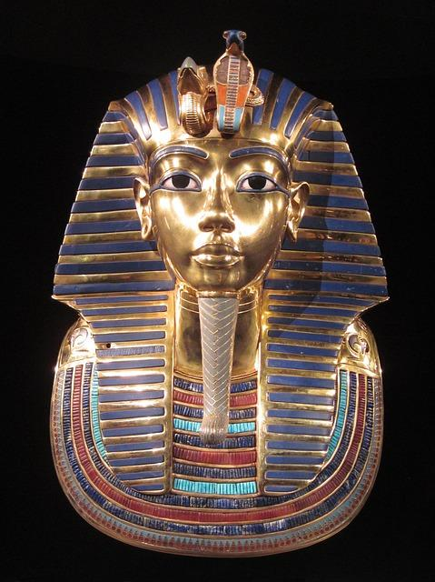 Ban Continues on Blowing King Tut's Cursed War-Causing Trumpet 12