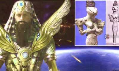 Who created the Anunnaki? 100