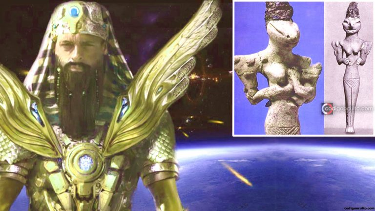 Who created the Anunnaki? 22