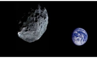 Asteroid Will Make Close Fly by of Earth on Friday the 13th 91