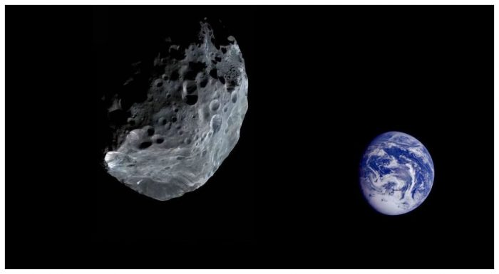 Asteroid Will Make Close Fly by of Earth on Friday the 13th 22