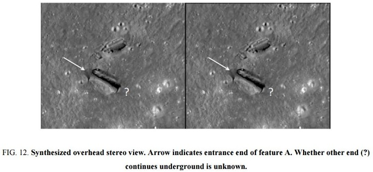 Scientific study reveals: Alien Artificial Structures are found on the dark side of the Moon 101
