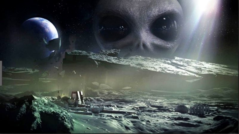Scientific study reveals: Alien Artificial Structures are found on the dark side of the Moon 102