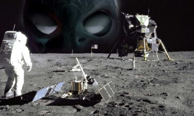 NASA was frightened by the Presence of Extraterrestrials on the Moon 110