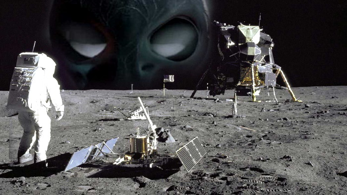 NASA was frightened by the Presence of Extraterrestrials on the Moon 31