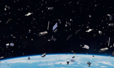 European Space Agency to launch space waste collector 90