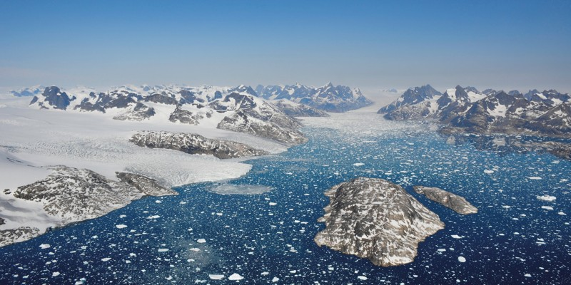 Greenland is losing ice seven times faster than expected 7