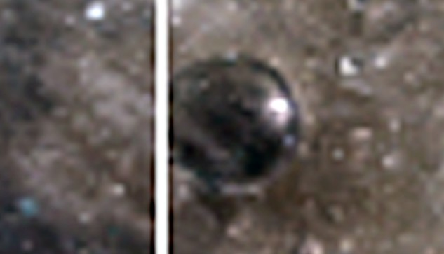 """The Clementine space probe photographed """"Alien Structures"""" and a """"Dome"""" on the Moon 17"""