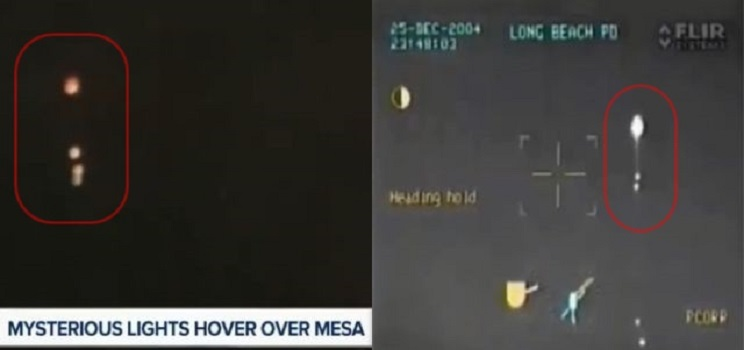 Mysterious lights in the sky scare Arizona city dwellers 10