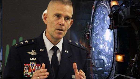 """General Steven Kwast (USAF): """"Technology exists to Teleport Human Beings from Earth to any place"""" 94"""