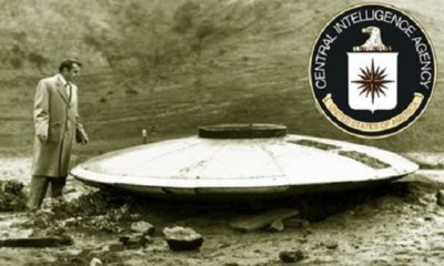 The CIA is well aware of the UFO Discovery game 96