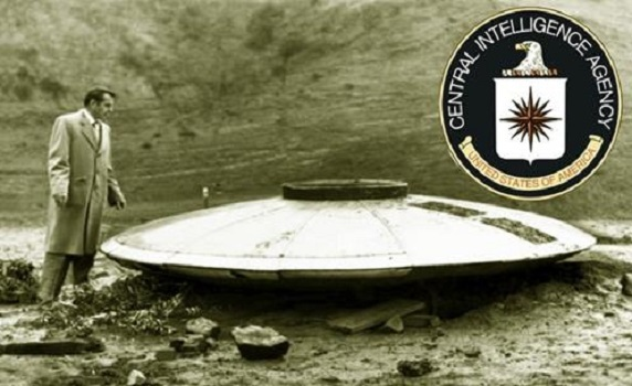 The CIA is well aware of the UFO Discovery game 1