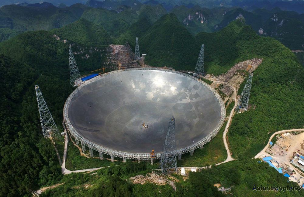 Giant telescope will join the search for alien life 1