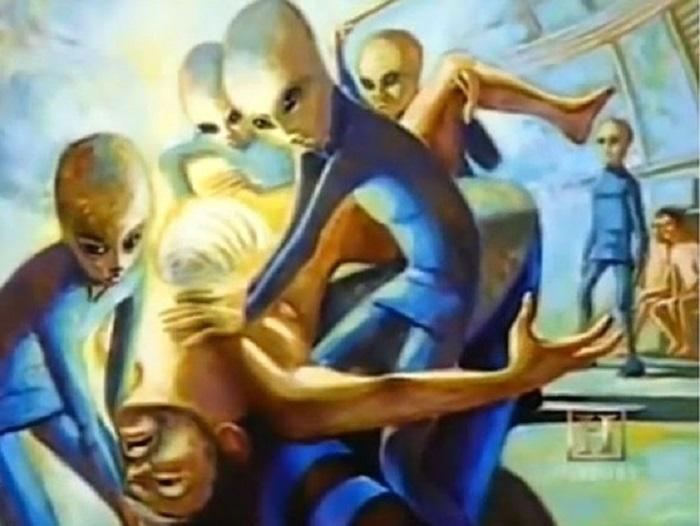 Aliens abduct four people in Allagash, Maine 18
