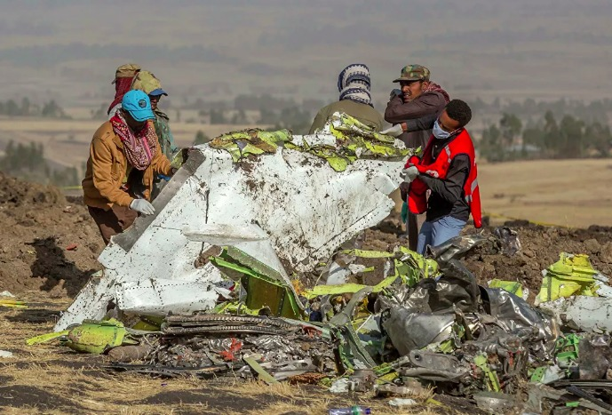 Boeing suspends 737 MAX aircraft production 94