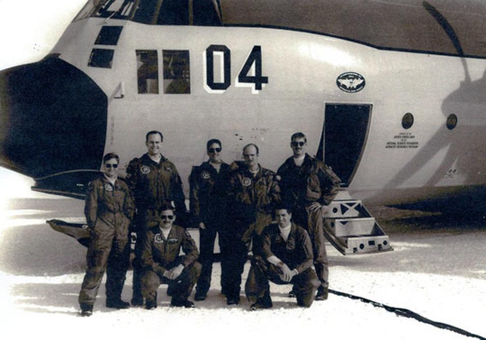 Development Squadron Six or VXE-6