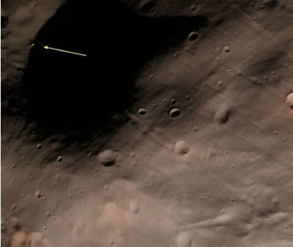 Extraterrestrial explorers allegedly built Monoliths on Mars and the Phobos Moon 100