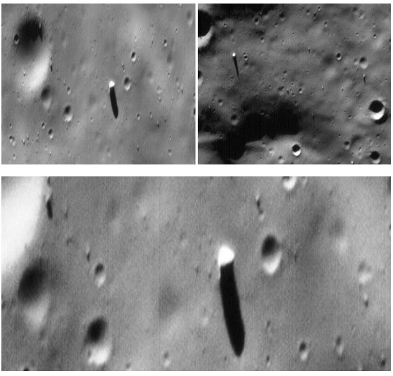 Extraterrestrial explorers allegedly built Monoliths on Mars and the Phobos Moon 103
