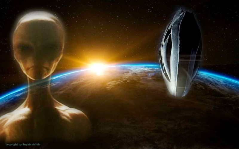 In a Top Secret Document the existence of Nephilim Extraterrestrial Spaceships is mentioned 95