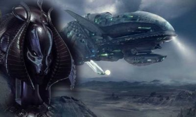 In a Top Secret Document the existence of Nephilim Extraterrestrial Spaceships is mentioned 91
