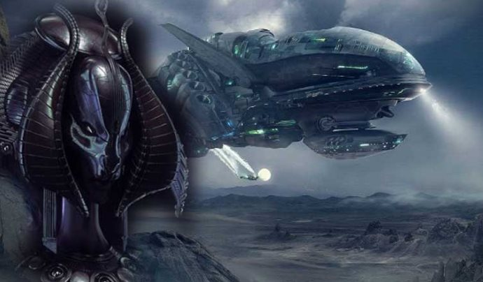 In a Top Secret Document the existence of Nephilim Extraterrestrial Spaceships is mentioned 55